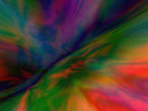 Explosion of the rainbow Royalty Free Stock Photos