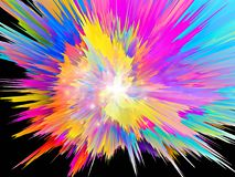 Color Burst Stock Images