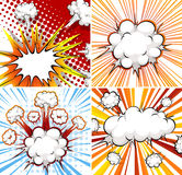 Explosion Stock Photos