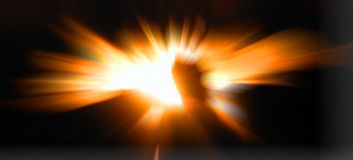 Explosion texture Royalty Free Stock Photos