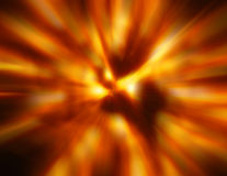Explosion texture. Generated by the computer Royalty Free Stock Images