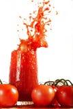 Explosion of vitamins royalty free stock photos