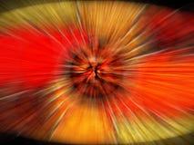 Explosionstudie Stockbild