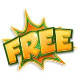 Explosive free tag Stock Photos