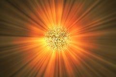 explosivt Royaltyfri Fotografi