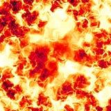 Explosão gigante Imagens de Stock