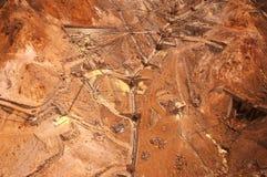 Explotación minera Fotografía de archivo