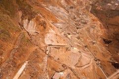 Explotación minera Imagen de archivo