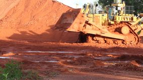 Explotación minera de la bauxita metrajes