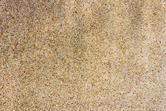 Explsed aggregate finish. Texture for background Royalty Free Stock Image