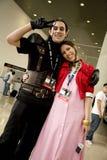 Expo 2008 8546 do Anime fotos de stock royalty free