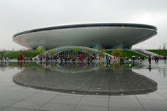 expo 2010 de Shangai Imagenes de archivo