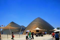 expo 2010 de shanghai Fotografia de Stock