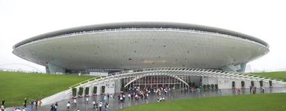 Expo 2010 del mondo Fotografia Stock Libera da Diritti