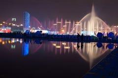 Expo 2010 del mundo de Shangai Imagen de archivo libre de regalías