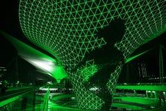 expo 2010 do mundo Imagem de Stock Royalty Free