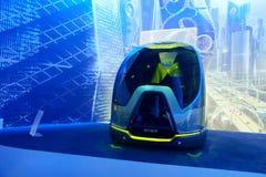 Expo 2010 do mundo de Shanghai foto de stock royalty free