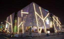 EXPO 2010 porcelanowych pawilonów Shanghai Sweden Zdjęcie Stock
