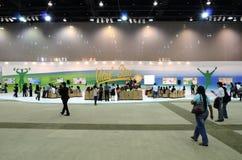 Expo 2012 de la estrella de la puntería fotos de archivo libres de regalías