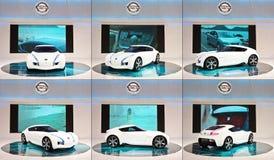 Expo 2012 do motor Imagem de Stock