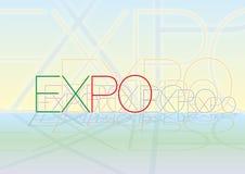 expo Stock Foto's