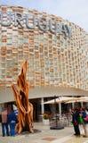 Expo 2015 royalty-vrije stock foto's