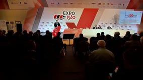 EXPO 1520 vídeos de arquivo