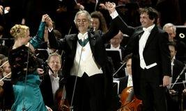 Expo 2015:  Andrea Bocelli in concert Stock Image