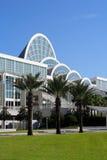 Expo Center, Orlando. Orange County Convention Center in Orlando, Florida, USA Royalty Free Stock Photos