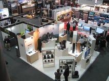 Expo comercial Imagen de archivo libre de regalías