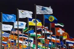 EXPO D'INDICATEUR NATIONAL CHANGHAÏ 2010 Photos libres de droits