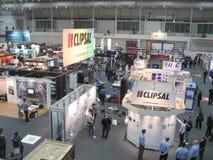 Expo de comércio Imagem de Stock