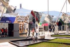 Expo 2015 de Milano Imagen de archivo libre de regalías