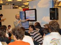 Expo de Terrafutura em Florença 1 imagem de stock