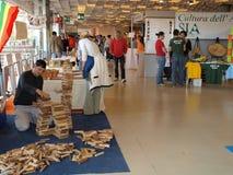 Expo de Terrafutura em Florença 3 imagens de stock