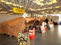 Expo de Terrafutura em Florença 9 imagens de stock