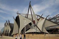 Expo del Kuwait Immagine Stock
