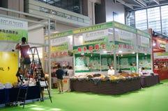 Expo del tè di Shenzhen Immagini Stock