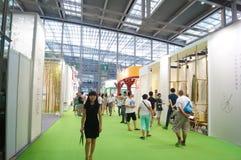 Expo del tè di Shenzhen Fotografie Stock Libere da Diritti