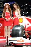 Expo 2014 do motor imagem de stock