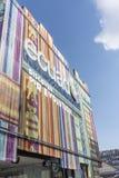 Expo 2015 - Ecuador Pavillion Stock Afbeelding