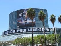 Expo elettronica 2011 di spettacolo E3 Fotografia Stock Libera da Diritti