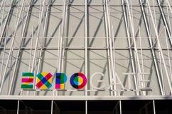 Expo 2015 en Milano Fotos de archivo
