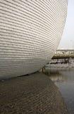 Expo finlandese Schang-Hai del padiglione Fotografia Stock Libera da Diritti