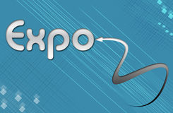 Expo, Illustration Stock Photography