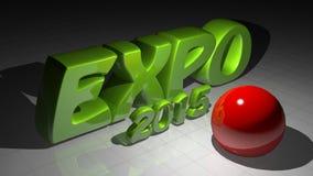 Expo 2015 Italy Stock Photos