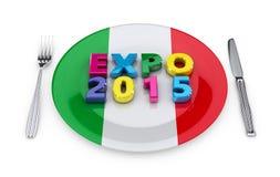 Expo Royalty Free Stock Photo