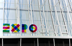 Expo 2015 Mailand Stock Images