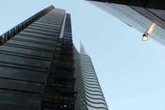 Expo2015 Mailand, Mailand, cesar pelli Turm Stockfotografie