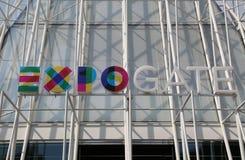 Expo 2015, Milán Fotografía de archivo